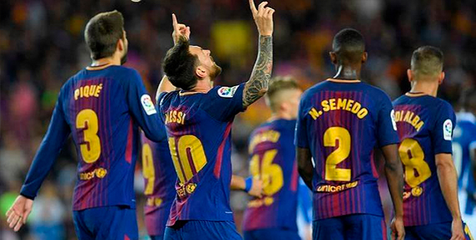 FC Barcelona vs AC Roma